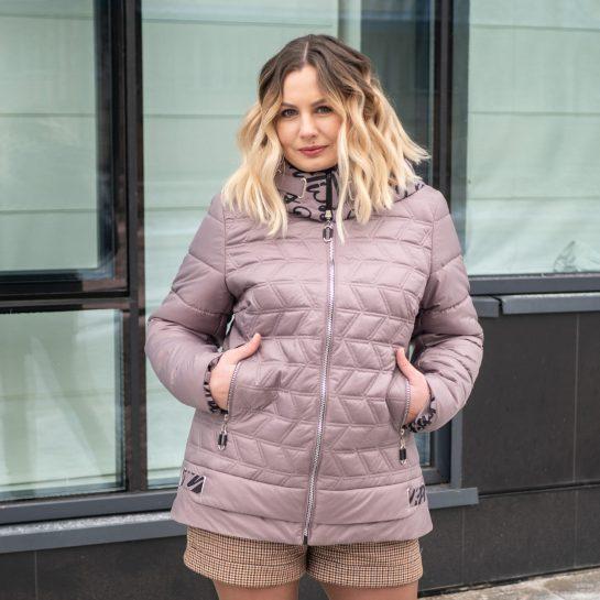 Женские куртки больших размеров с доставкой по всей России